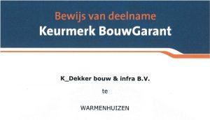 Bouwgarant